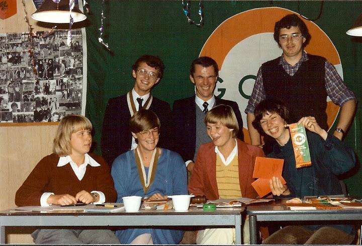 Bestuur 1980-1982