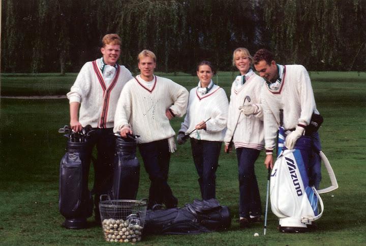 Bestuur 1994-1995